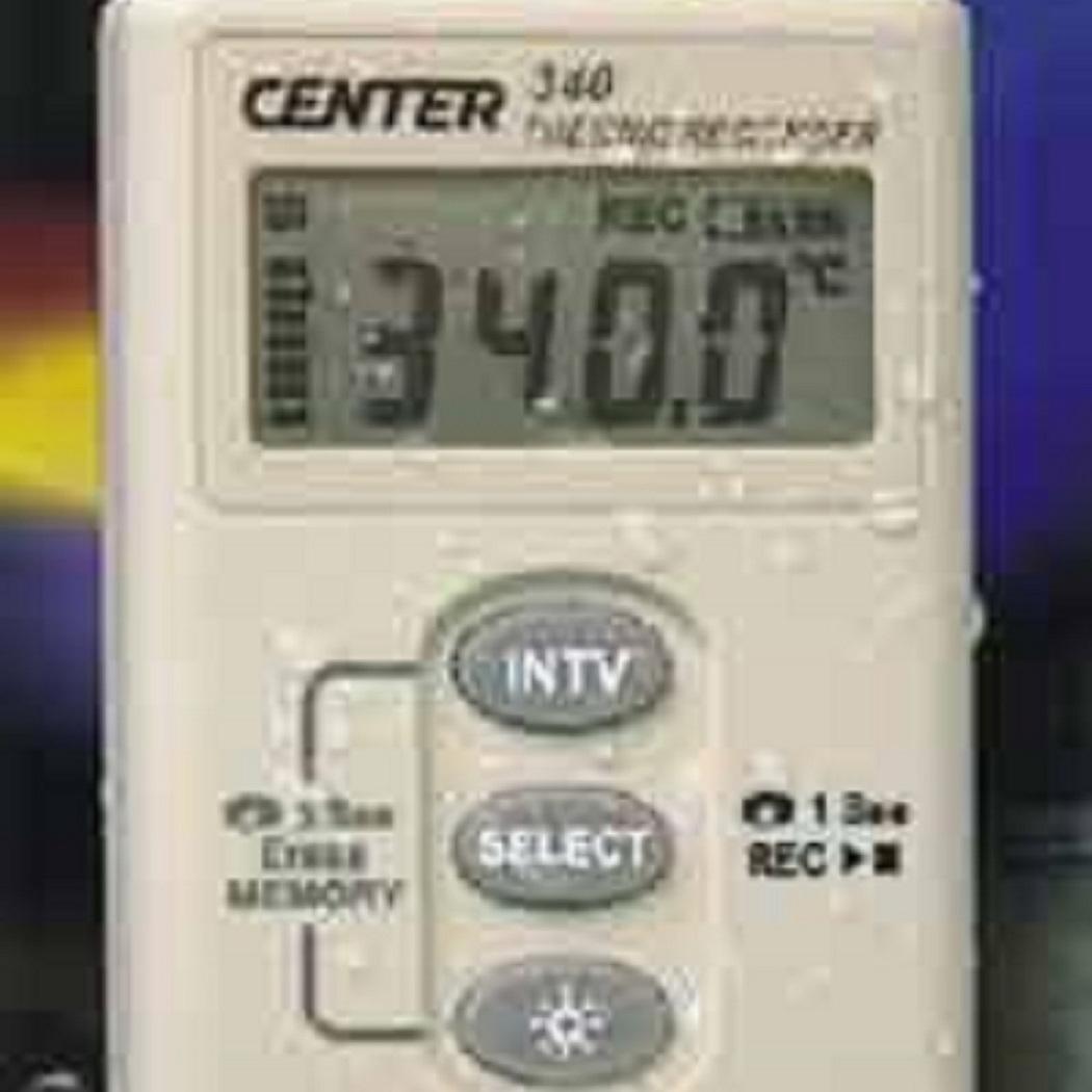 新型温度记录仪