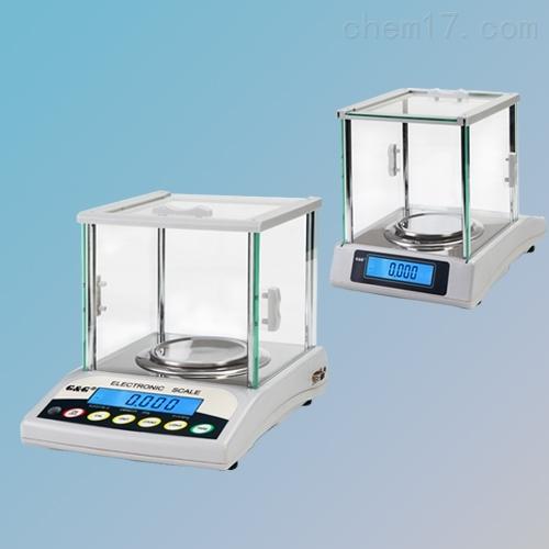 E200YB-C千分之一电子天平200g 0.001g