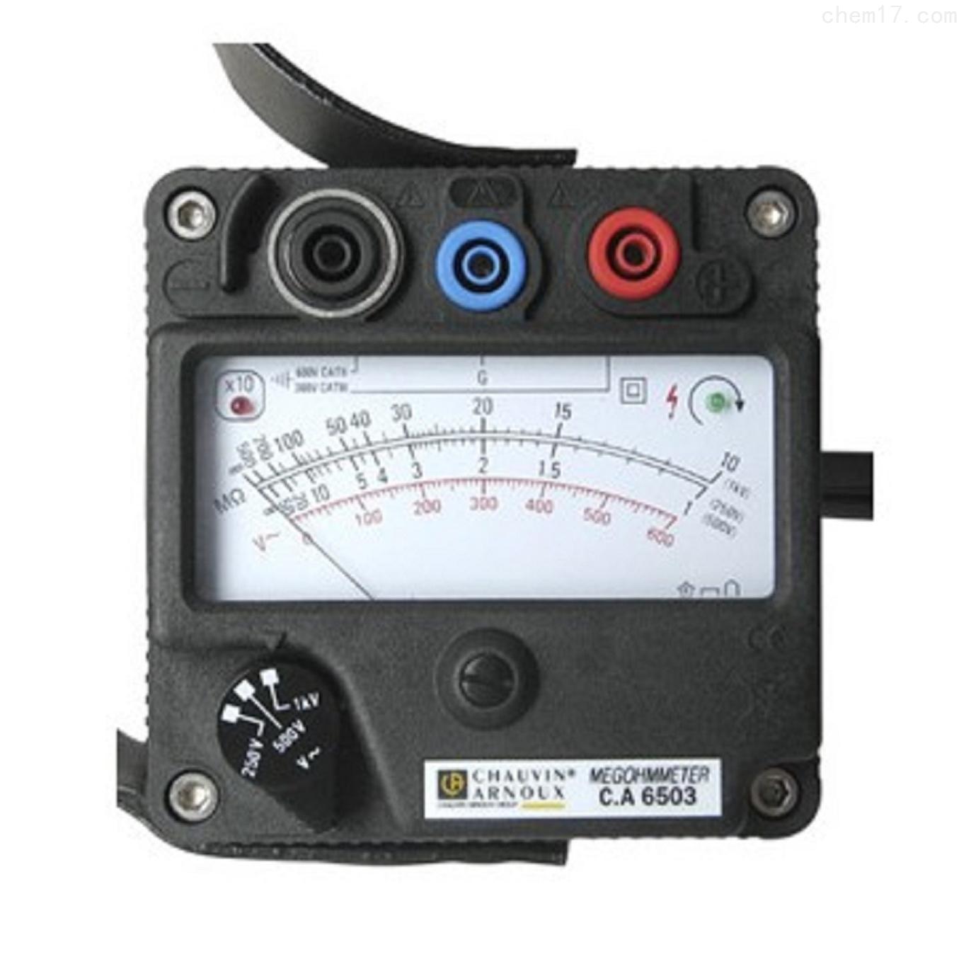 新型缘电阻测试仪