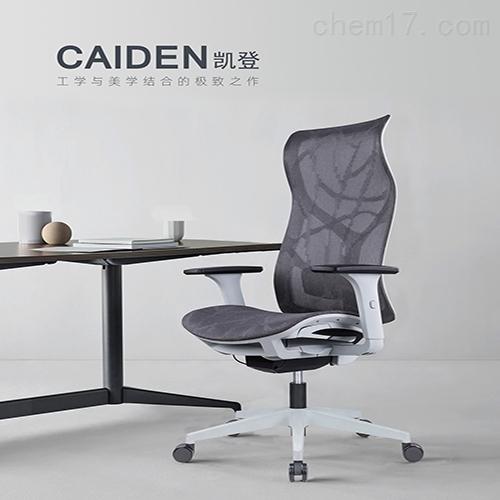 网布可升降带轮办公椅人体工学椅简约现代