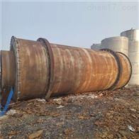 二手滚筒管板干燥机3.3乘25米低价处理