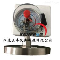 电接点螺纹隔膜压力表