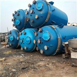 回收化工厂设备搪瓷反应釜