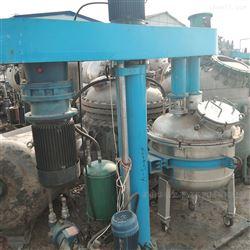 大量回收高速乳化机