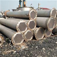 哪里回收100平方列管冷凝器