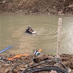 南京市汙水管道封堵