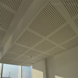 厂房院墙降噪吸音隔音板