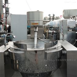 长期回收电加热夹层锅
