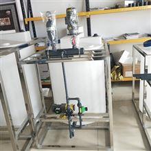 MYJY-1000L污水处理软化水加药装置