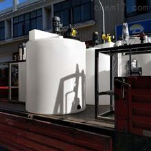 MYJY-1000L污水处理氯化钙加药装置