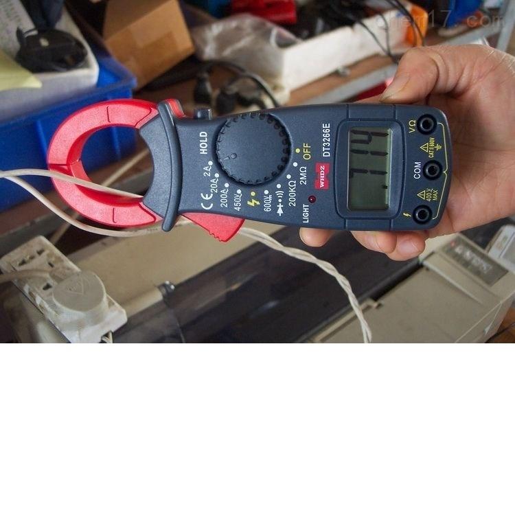 钳型电流表电力承装修试资质