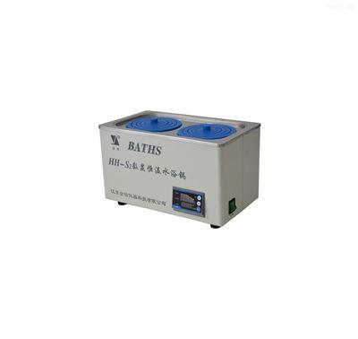 HH-S2电热数显恒温水浴锅特点