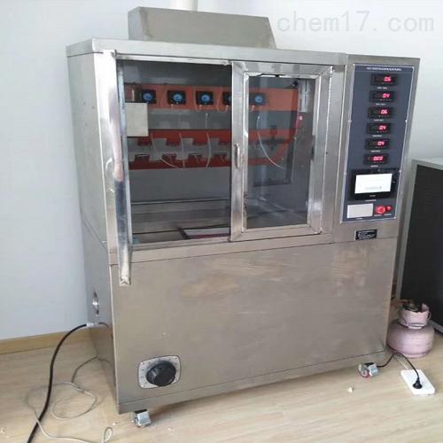 硅橡胶材料漏电起痕试验仪