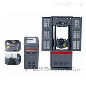 WE系列微机屏显万能材料试验机