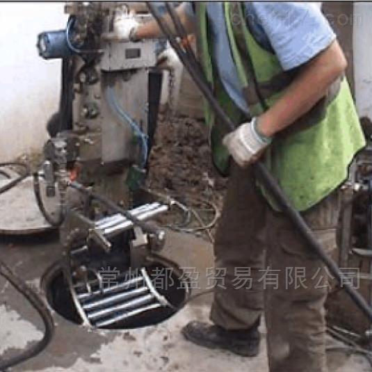 管道非开挖螺旋缠绕法修复