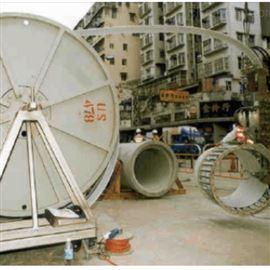 管道非开挖整体修复螺旋缠绕法修复