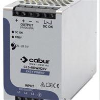 意大利Cabur三相开关电源XCSL3480W024VAB