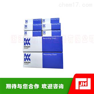 KOKUSAI CHART B9565-K177折叠式记录纸