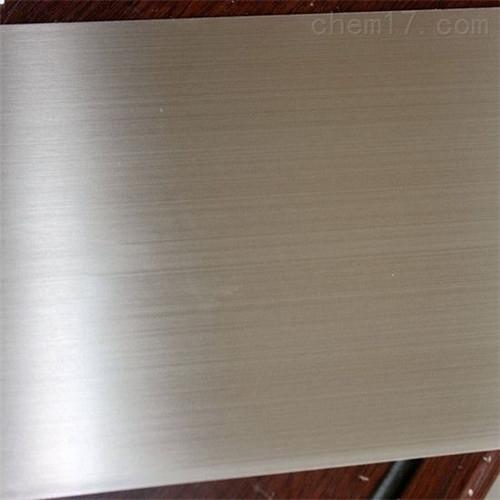 201材质不锈钢拉丝板
