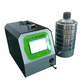 优质六级筛孔撞击式空气气溶胶采样器