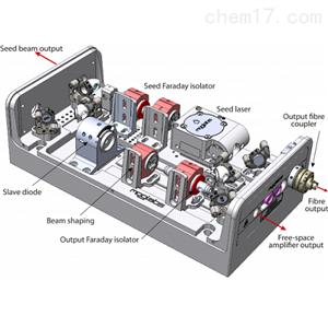 370-1080nm注入锁定半导体激光器(370-698nm)