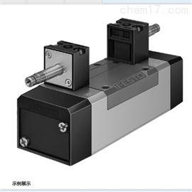 CPE18-M1H-3OLS-1/4163144費斯托FESTO電磁閥選型介紹