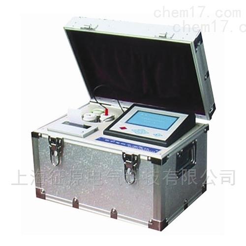 石油化工体积电阻率全自动测定仪