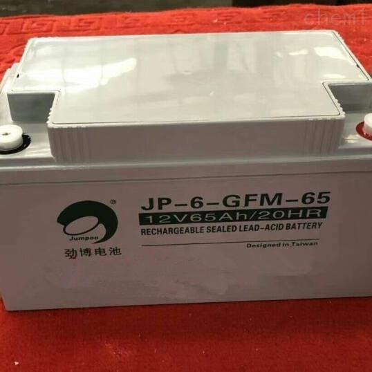 劲博蓄电池JP-6-GFM-65报价