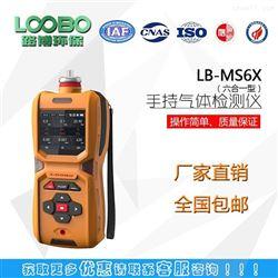 LBMLB-MS6X泵吸六合一多气体检测仪