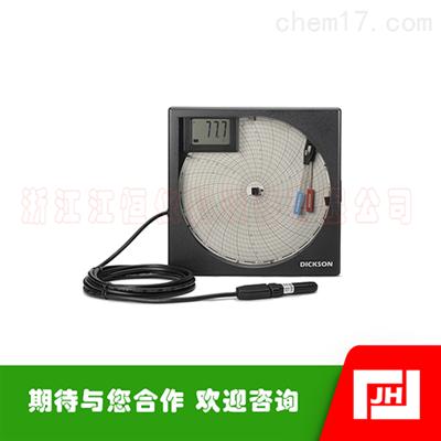 DICKSON TH6P1圆盘记录仪