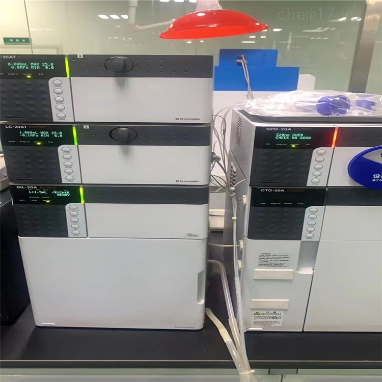 回收二手岛津20A液相色谱仪