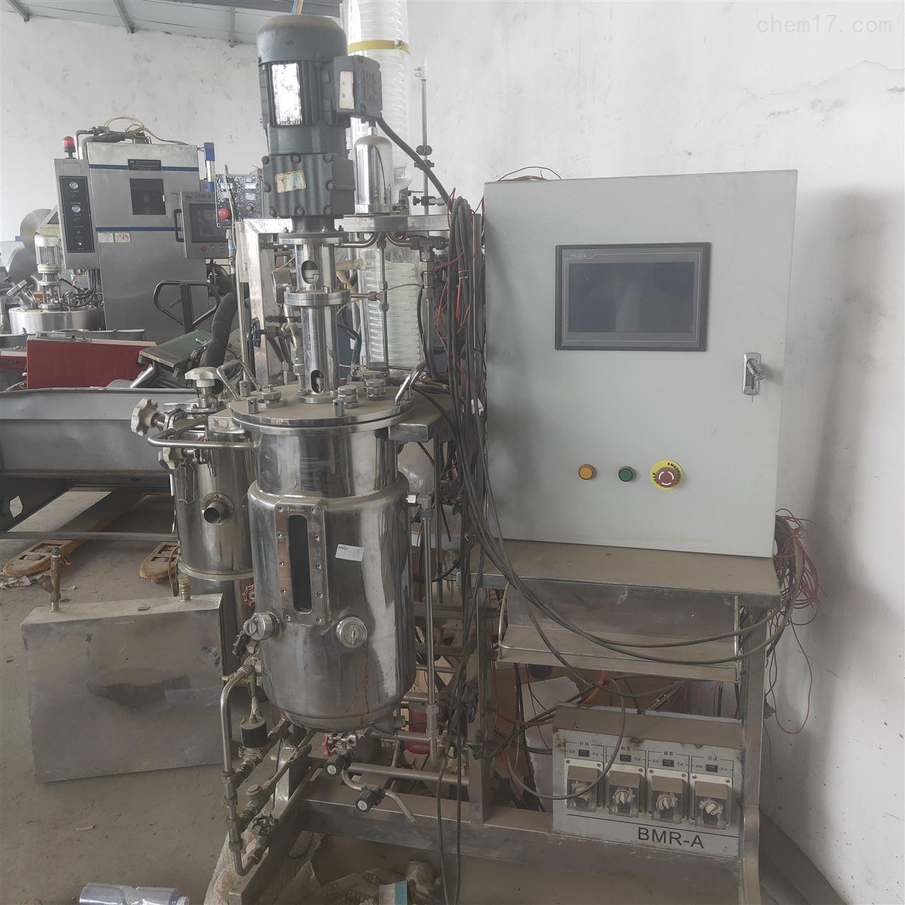 回收各种实验室仪器二手微生物发酵罐