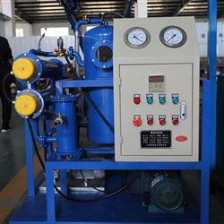 油浸式单级真空滤油机|专业制造商