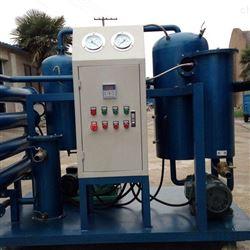 双级真空脱气油净化装置滤油机