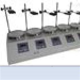 HJ-4A HJ-6A数显恒温综合磁力搅拌实验设备