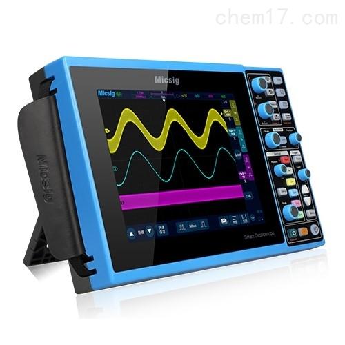 麦科信  STO1000E系列便携式智能示波器