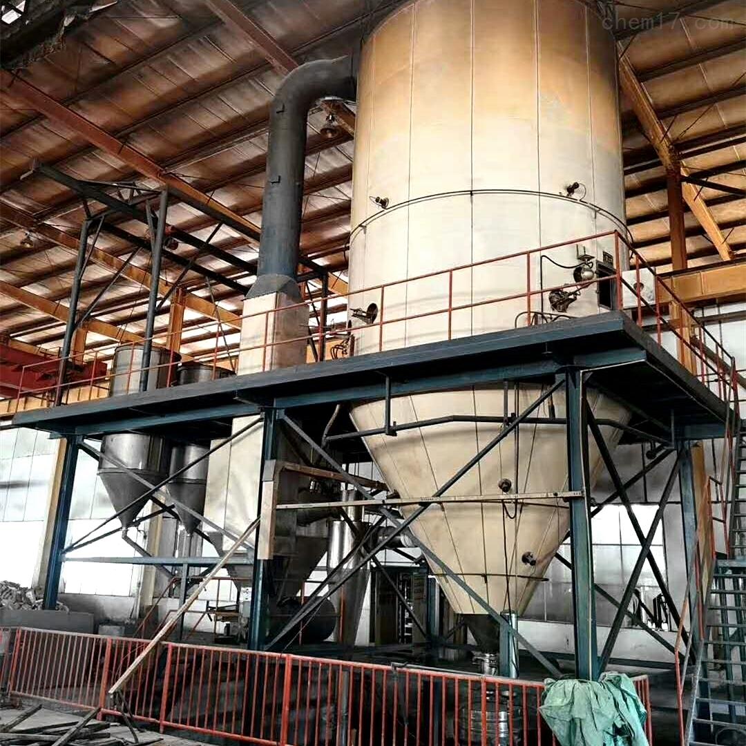 压力型喷雾干燥机的原理、特点、适用范围