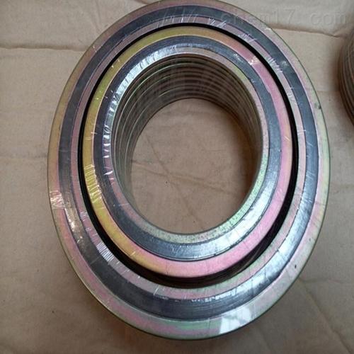 耐高温换热器用基本型金属缠绕垫片制作厂家