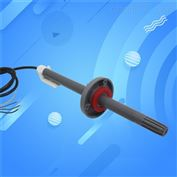 长管道式温湿度变送器 485型