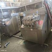 1000L调剂二手饮料乳品设备高压均质机