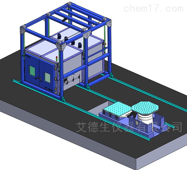 步入式三综合试验箱