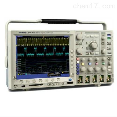 泰克MSO71254C混合信號示波器