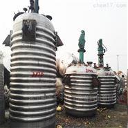 長期調劑回收二手電加熱不銹鋼反應釜