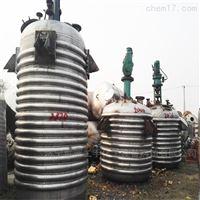 多种型号长期调剂回收二手电加热不锈钢反应釜