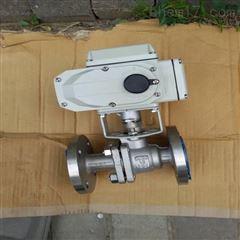 Q941F-16P-25电动不锈钢球阀