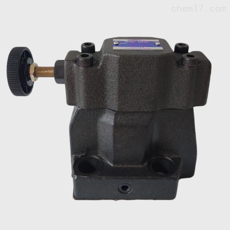 油研低噪声溢流阀Yuken压力控制阀