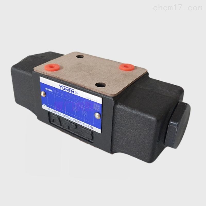 油研液控单向阀