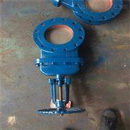 手动暗杆刀闸阀DMZ73X永嘉厂家