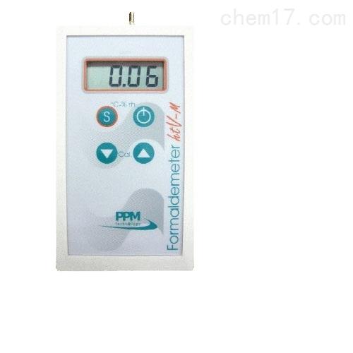 泵吸式袖珍甲醛检测仪