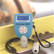 byko-test 8500测厚仪可以测量镀锌层么